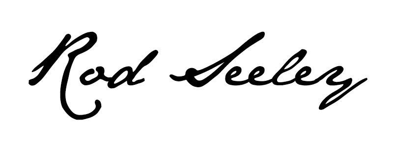 Rod Seeley Signature