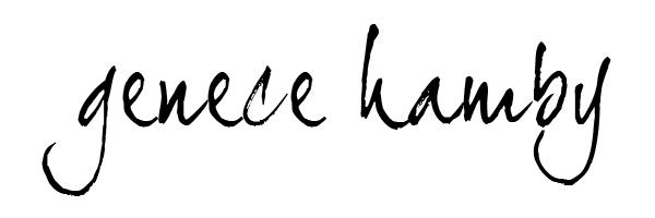 Genece Hamby Signature