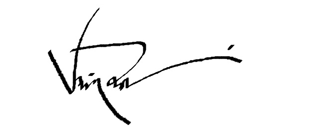 Kevin Lucero Less Signature