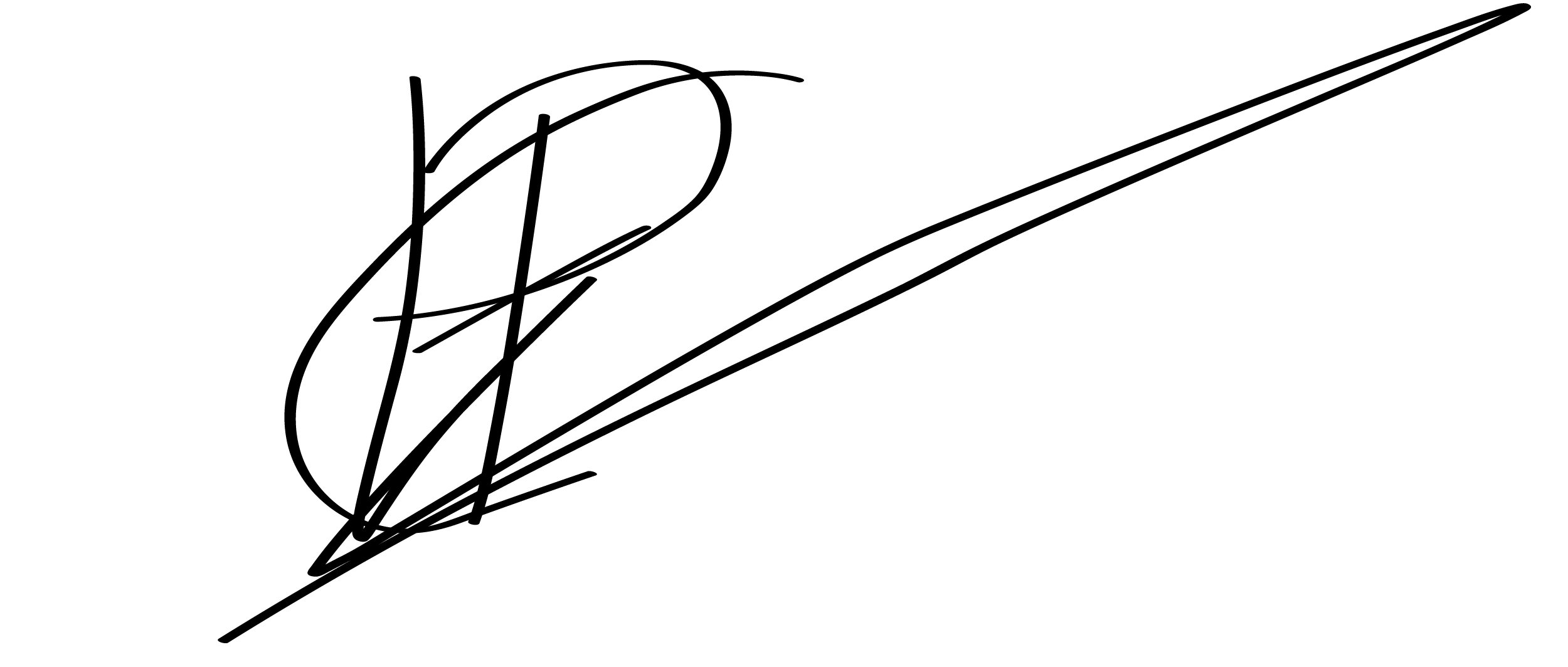 Caitlin white Signature