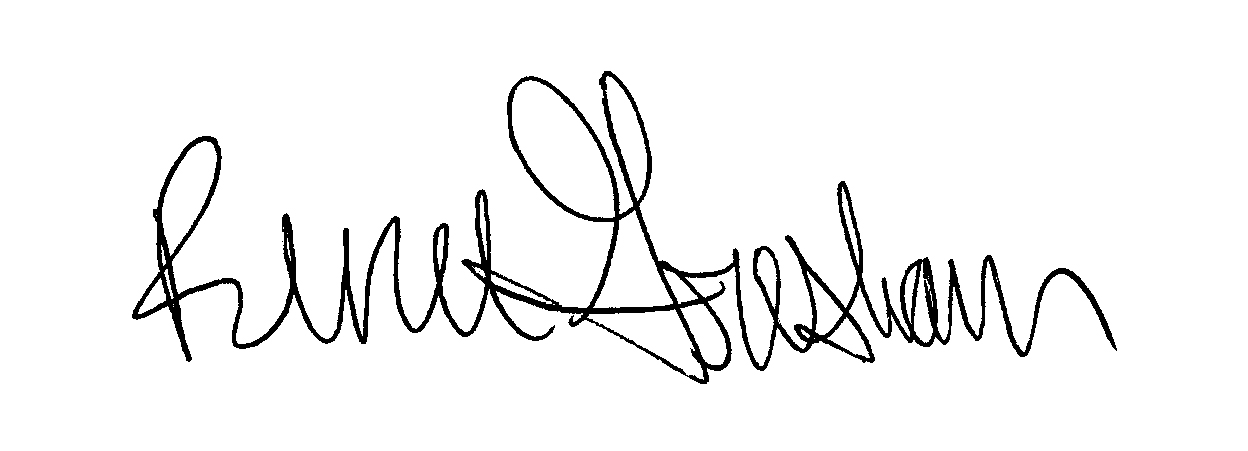 Renee Gresham Signature