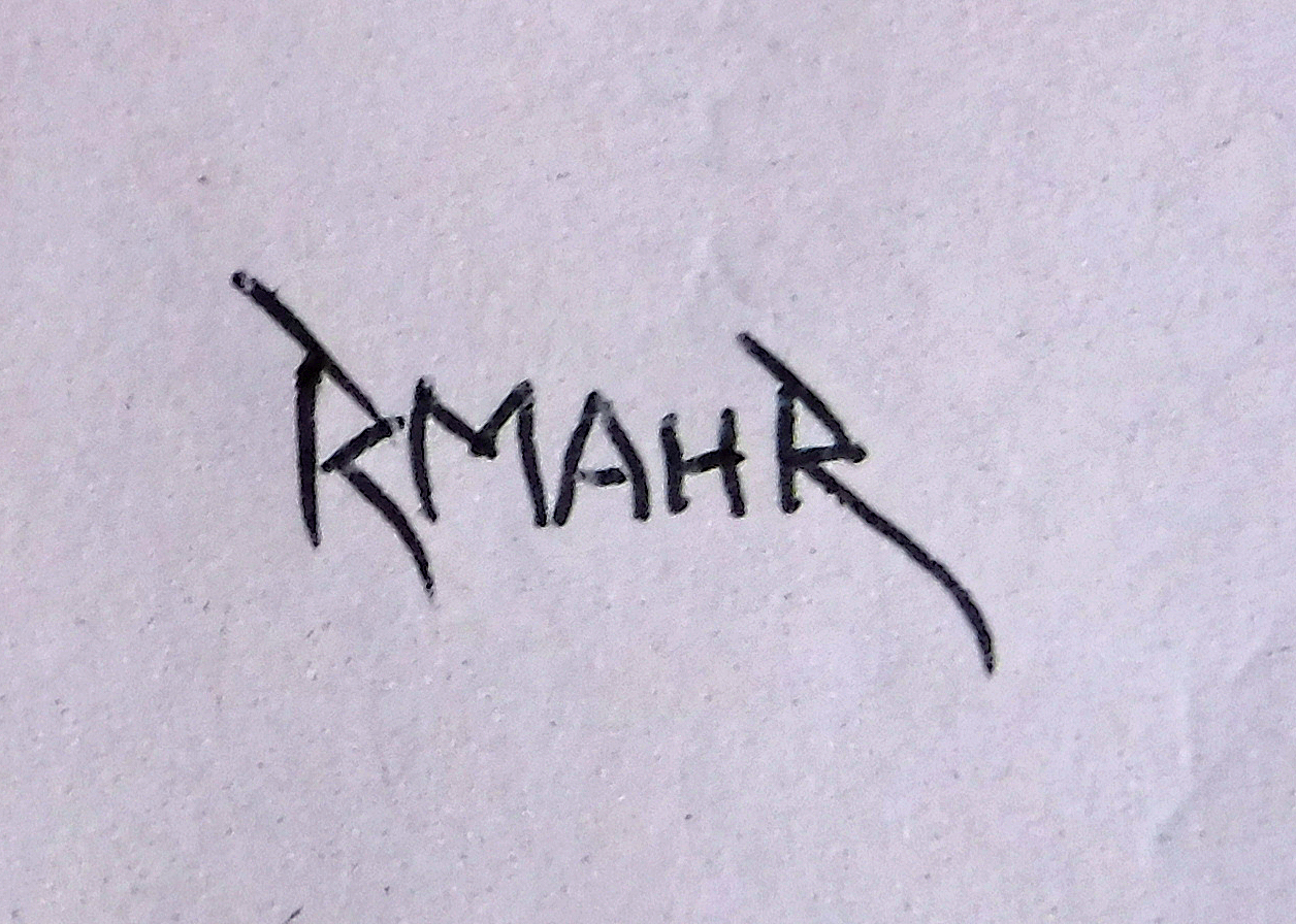 Rosalyn Mahr Signature