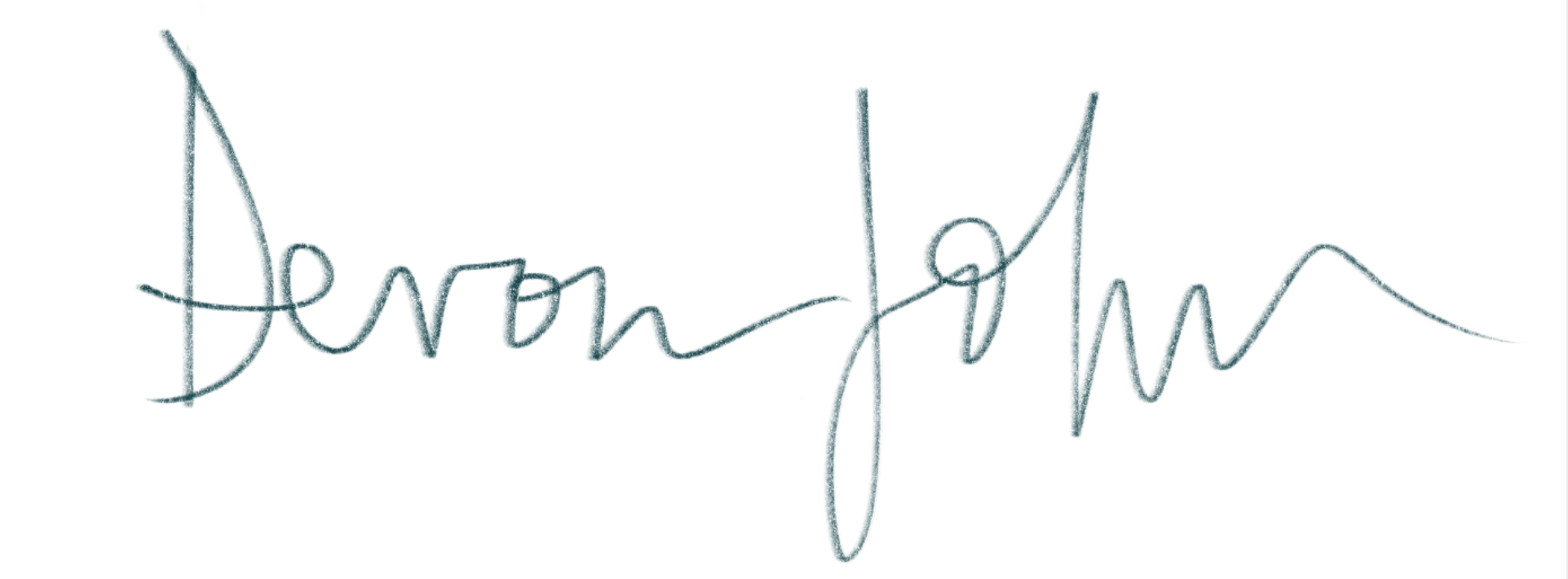 Devon johnson Signature