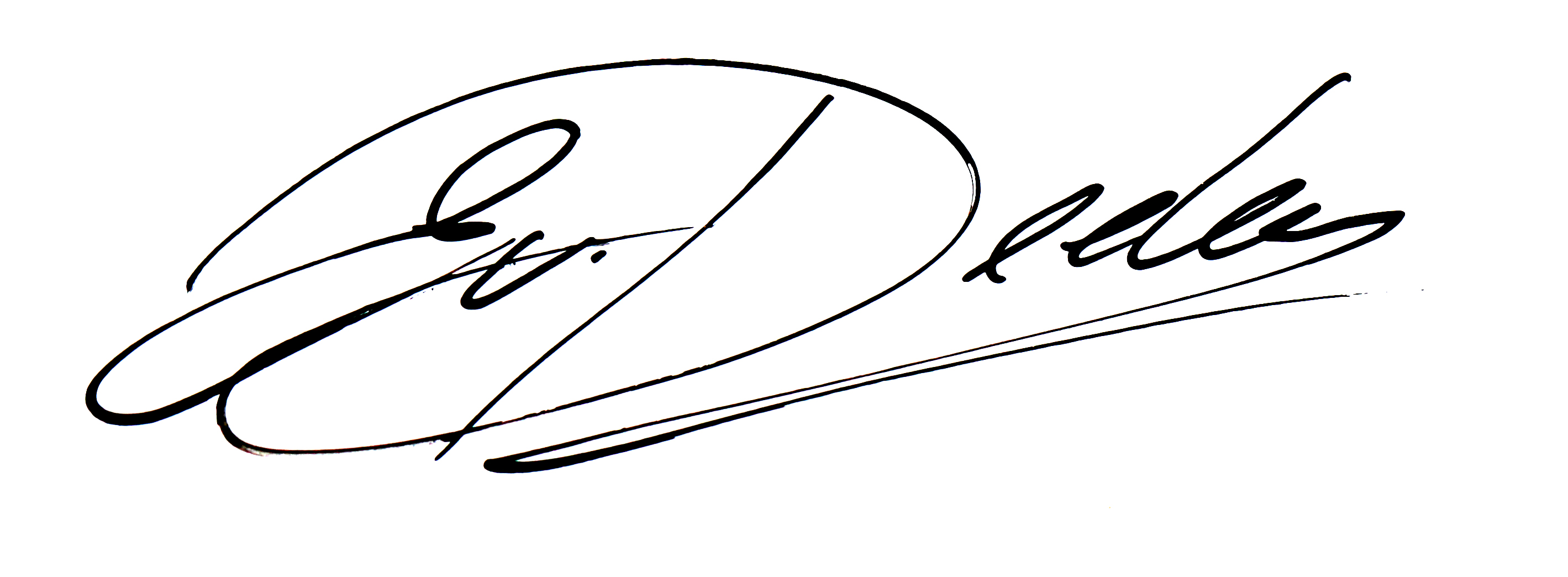 Ellen van Deelen Signature