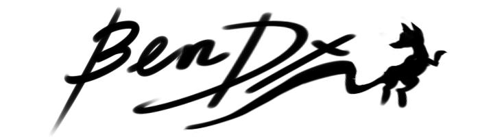 Benjamin Detraux Signature
