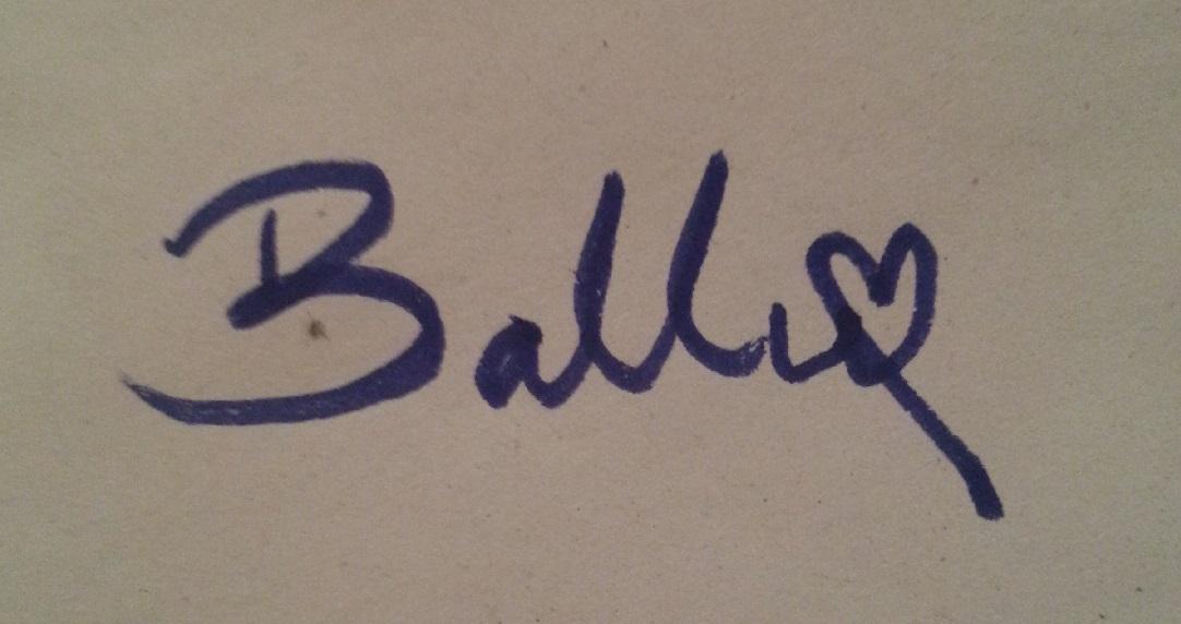 charley balli Signature