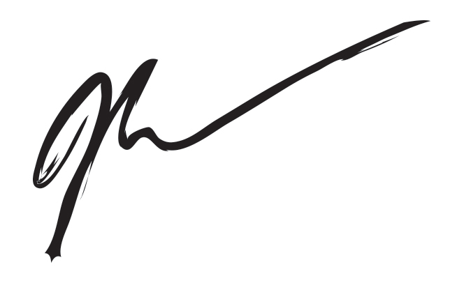 richard rabassa Signature