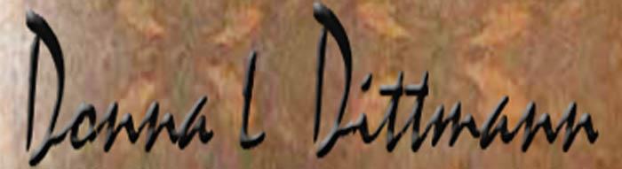 Donna Dittmann Signature