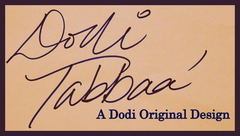 Dodi Tabbaa Signature