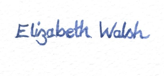 Elizabeth Walsh Signature