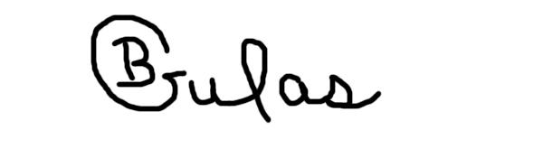 Barbara Gulas-Wilson Signature