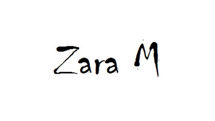 Zarema Mamedova Signature
