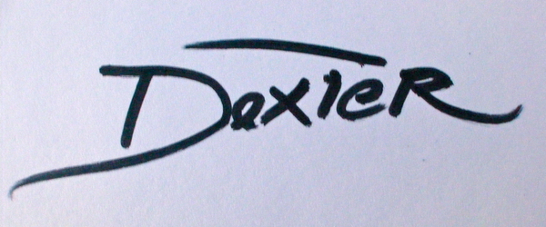 Dexter Smith Signature