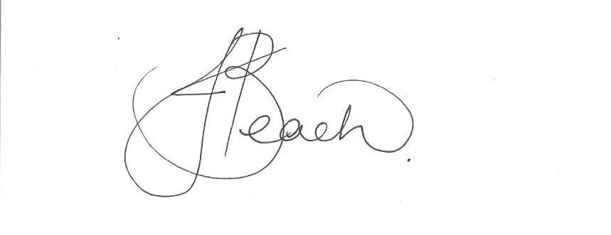 Jenny Beach Signature