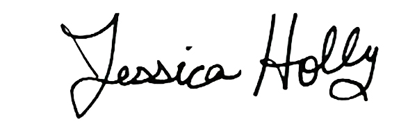Jessica Holly Signature