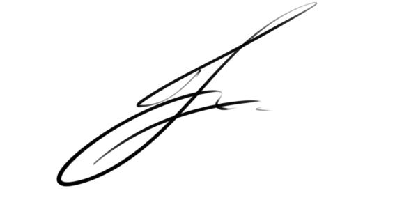 Ignatius Joseph Signature