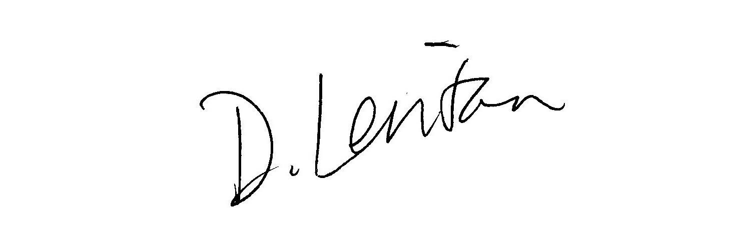 DEBORAH LEVITAN Signature