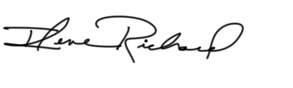 Ilene Richard Signature