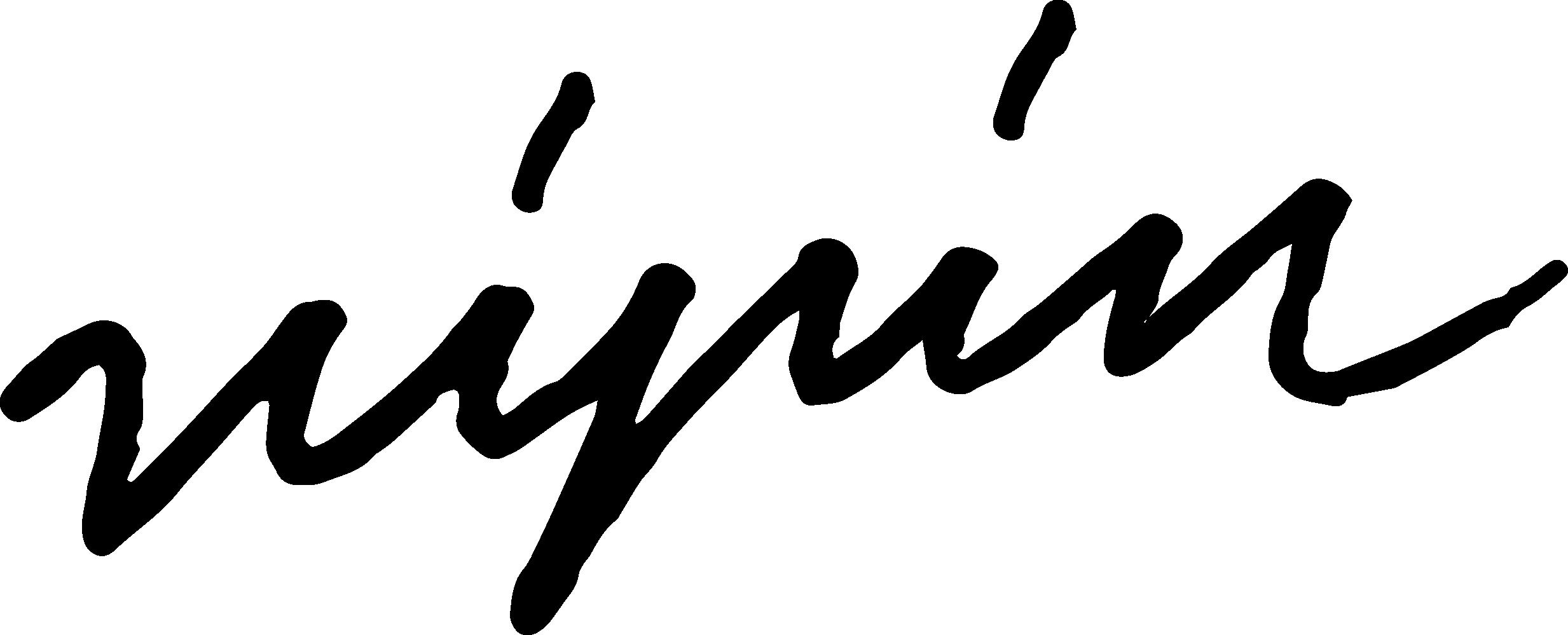 Vipin Udayanan Signature