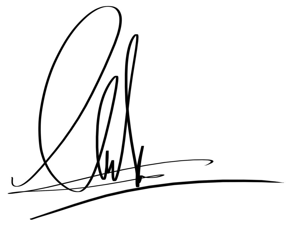 Taufik Ridwan Signature