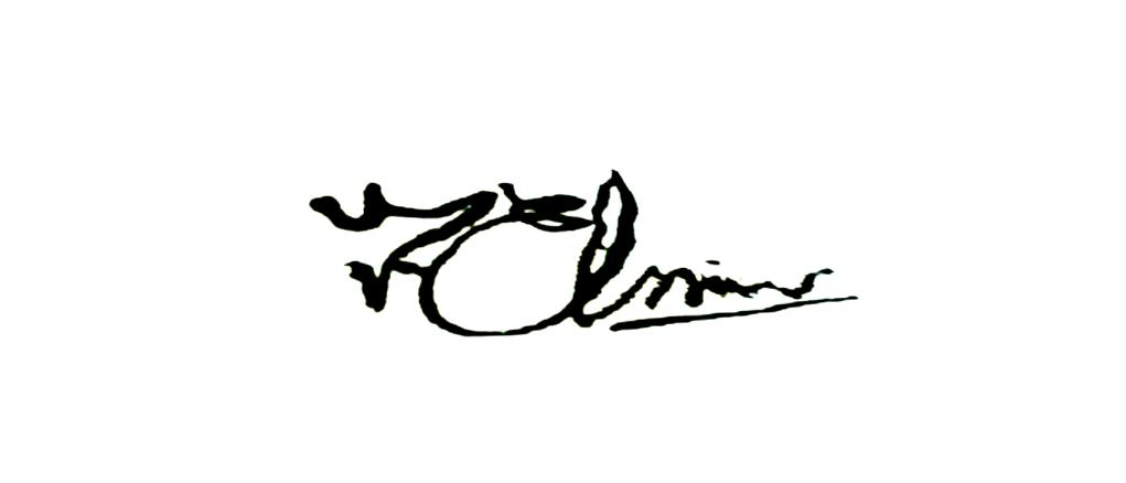 Joseph Elkins Signature