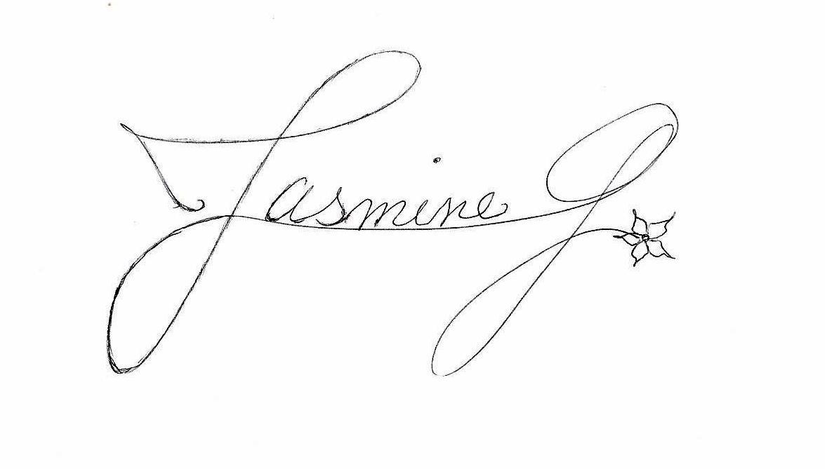 Jasmine Gregory Signature