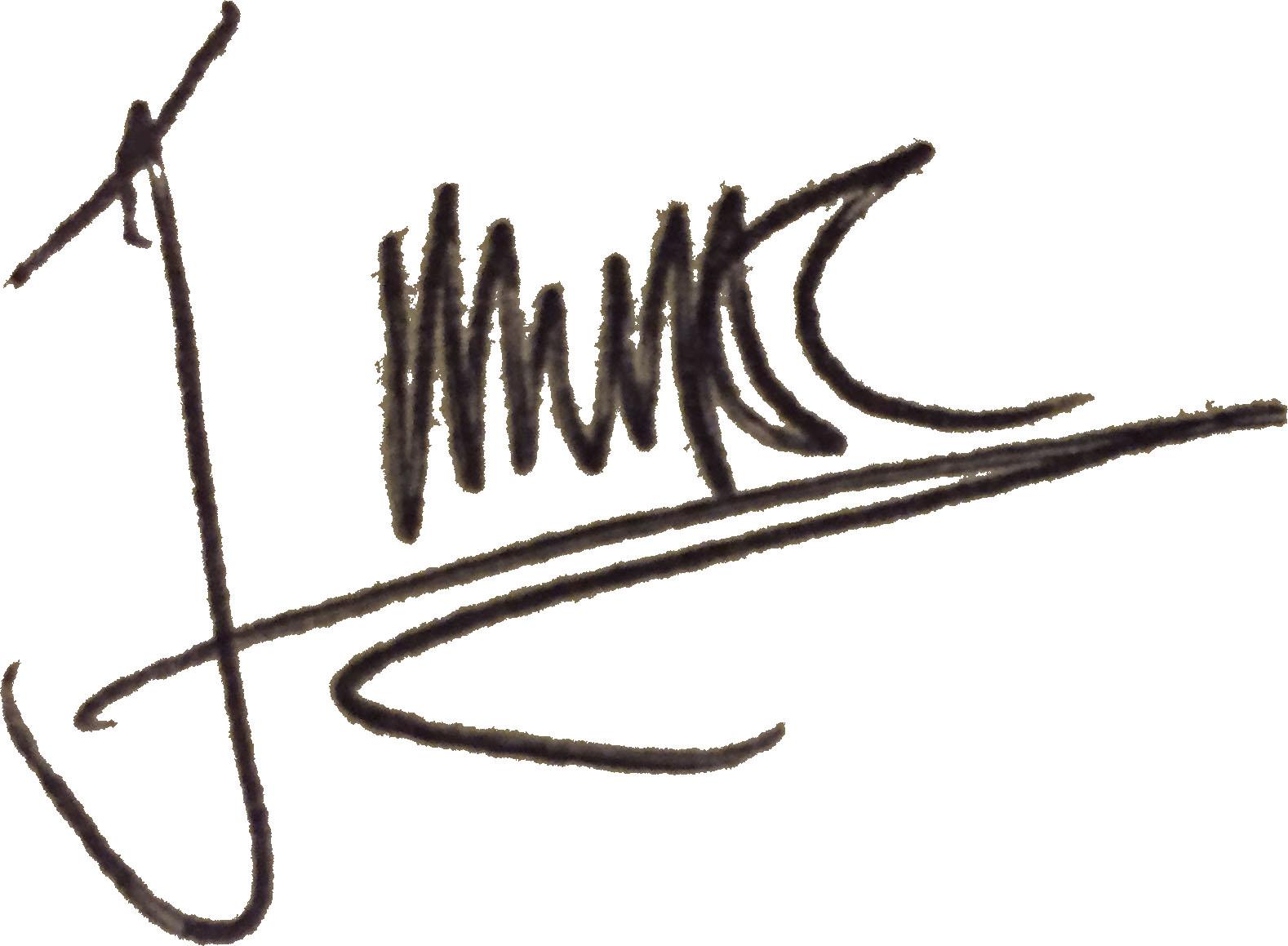 Jaie Miller Signature