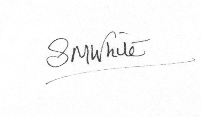 sonya white Signature