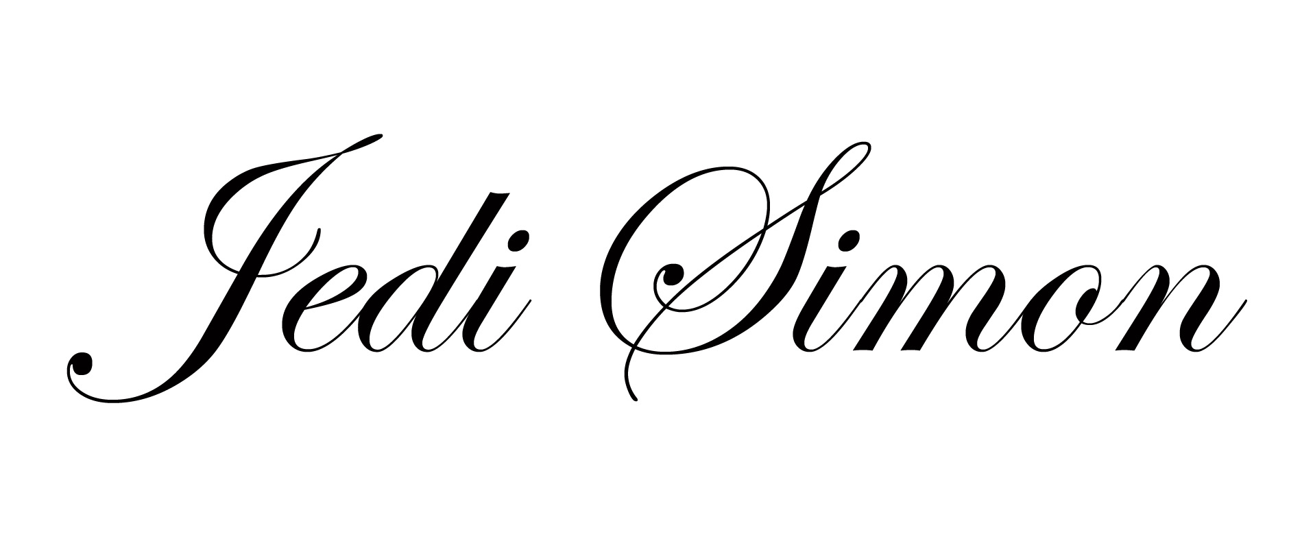 JEDI SIMON Signature