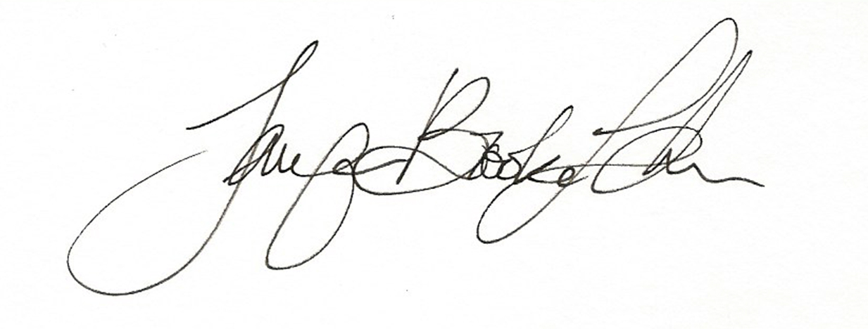 Jennifer Brooke Lehner Signature