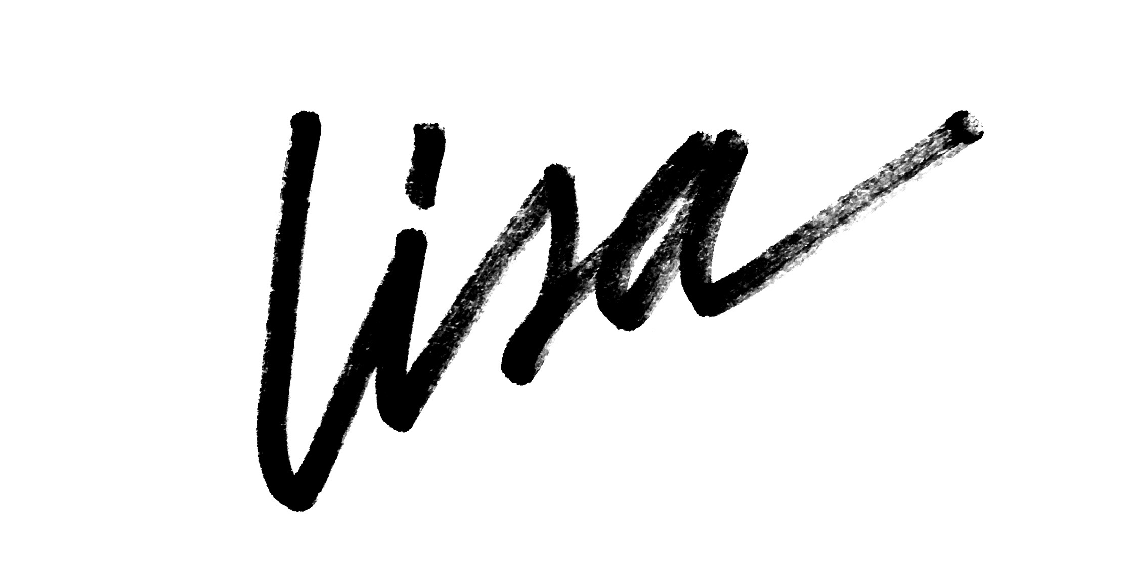 Lisa Carpenter Signature
