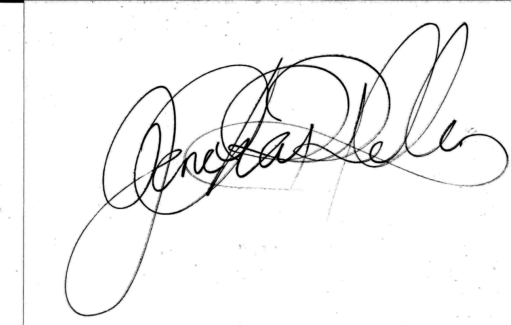 jane chappelle Signature