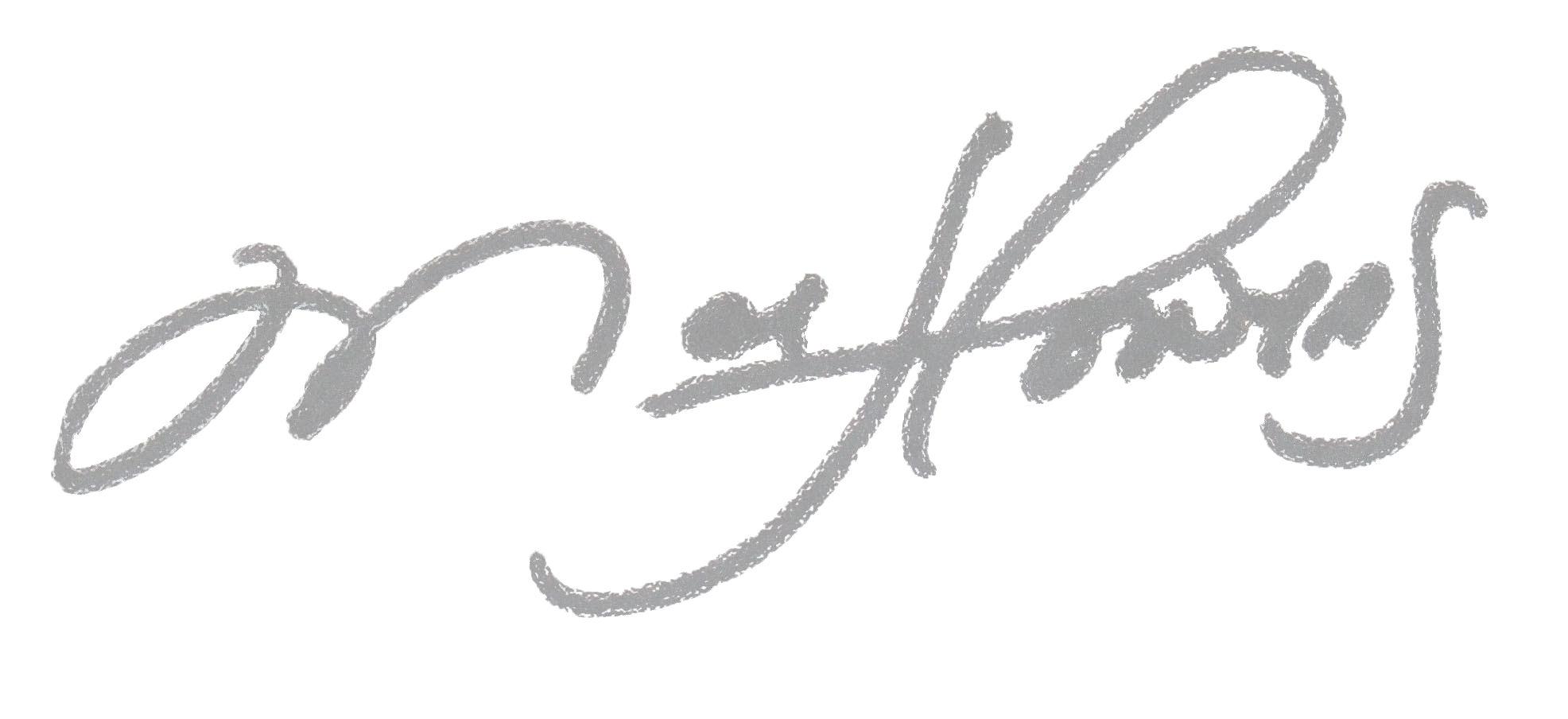 Maurice Flowers Signature