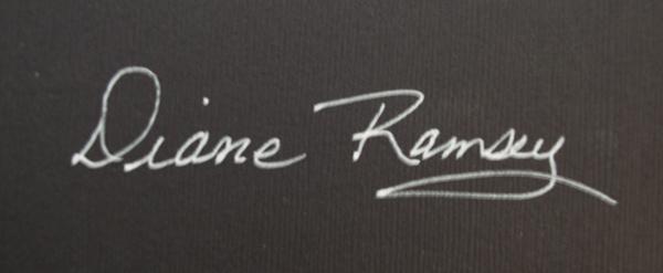 Diane  Ramsey Signature