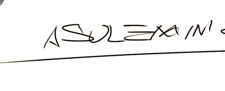 Andrey  Sulemin Signature