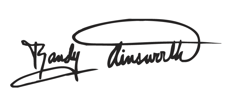 Randy Ainsworth Signature