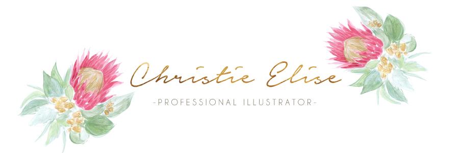 CHRISTIE ELISE Signature