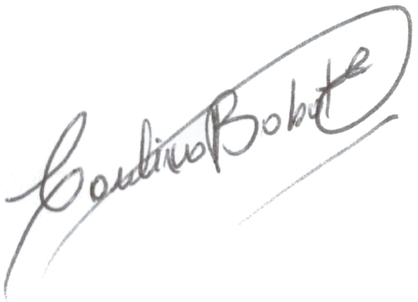 Carolina Babot Signature