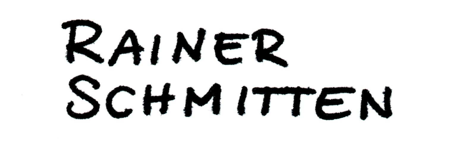 Rainer Schmitten Signature