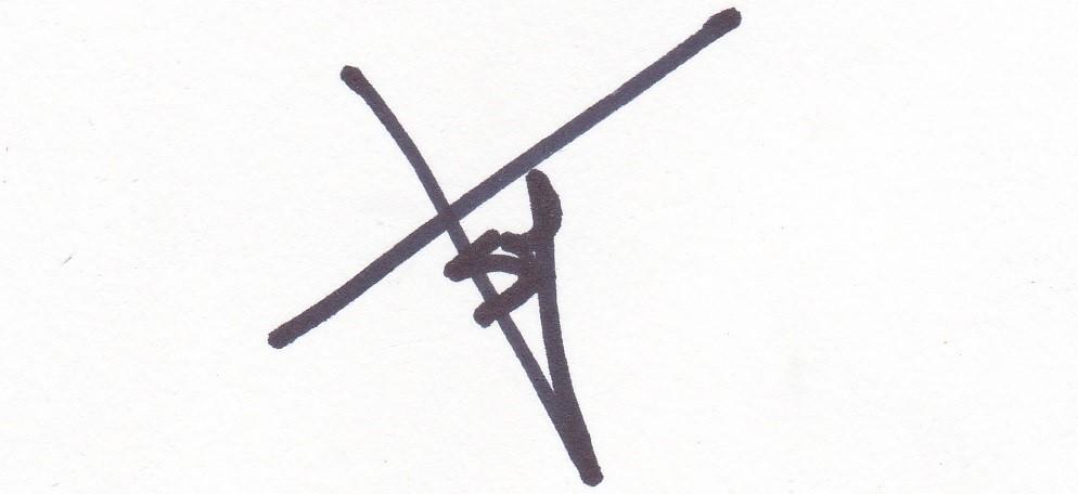 Sebastian Yorcin Signature