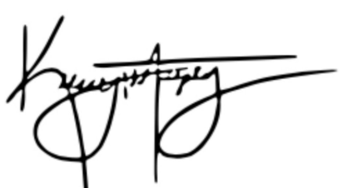 Kelsey Murphy Signature