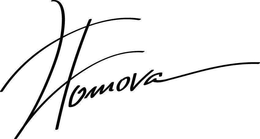 Lyudmila Tomova Signature