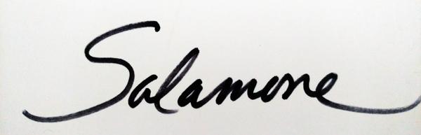 Brenda Salamone Signature