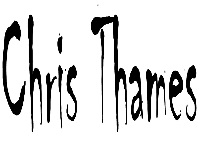 Chris Thames Signature