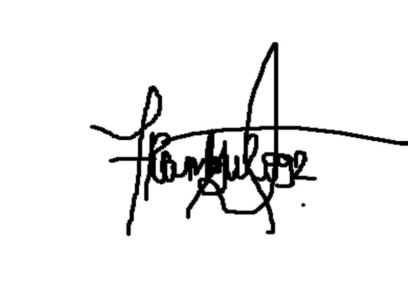 Marion S Signature