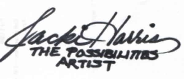 Jacki hARRIS Signature