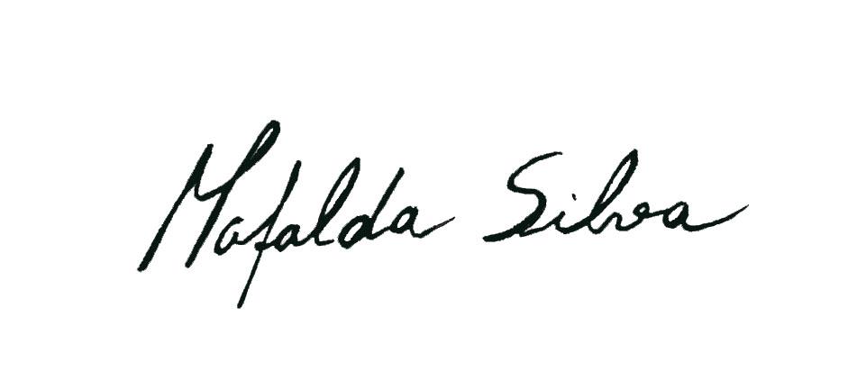 Mafalda Silva Signature