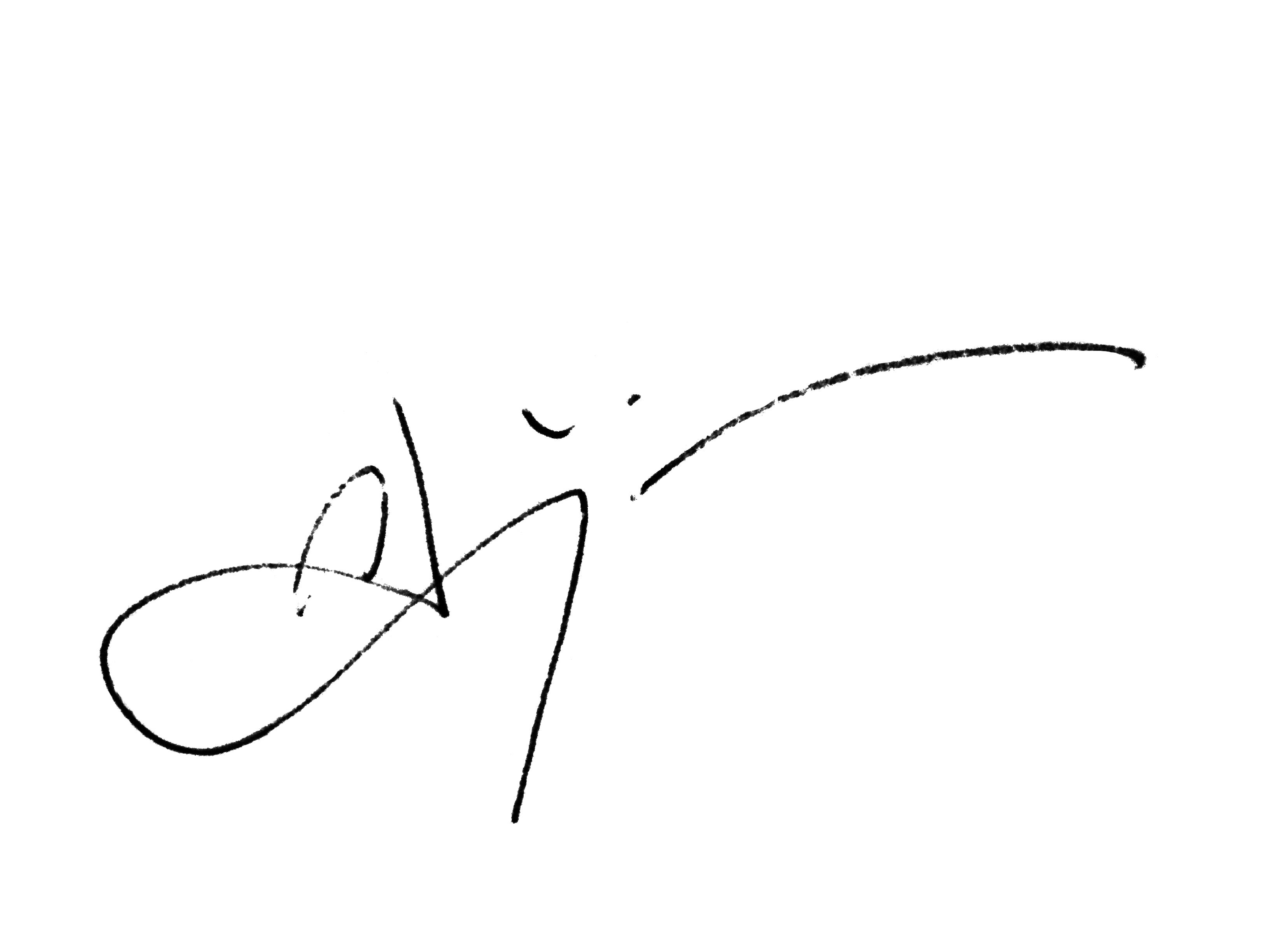 oktay degirmenci Signature