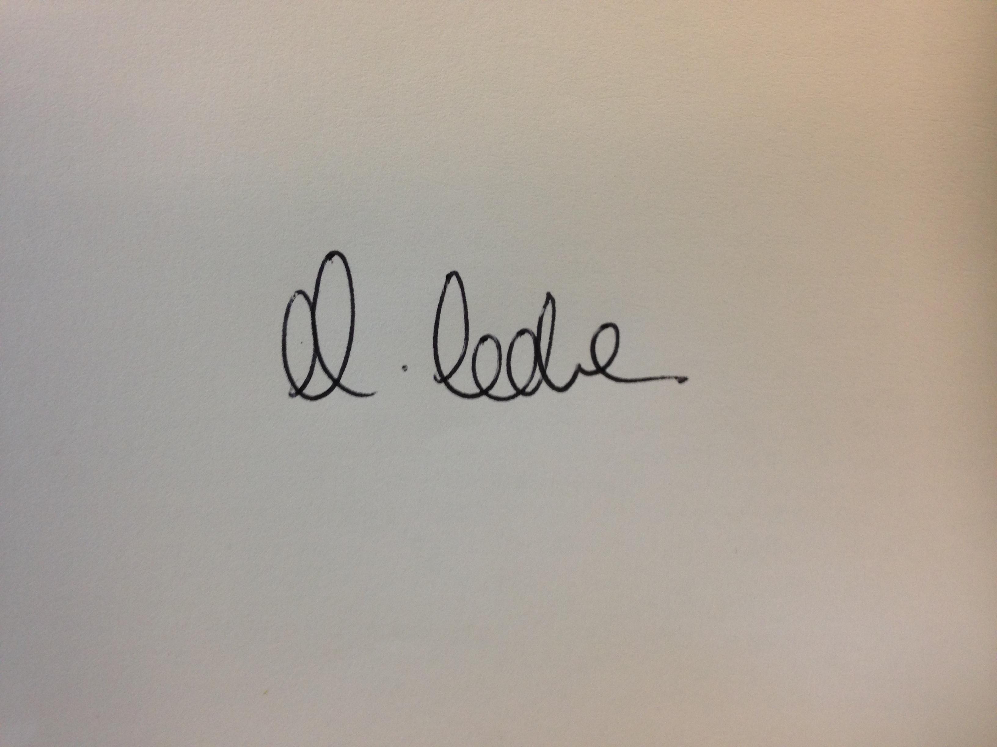 Martin Varennes-Cooke Signature