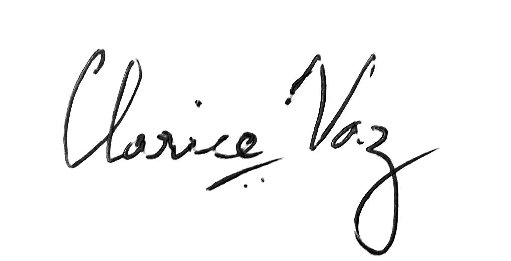 Clarice Vaz Signature